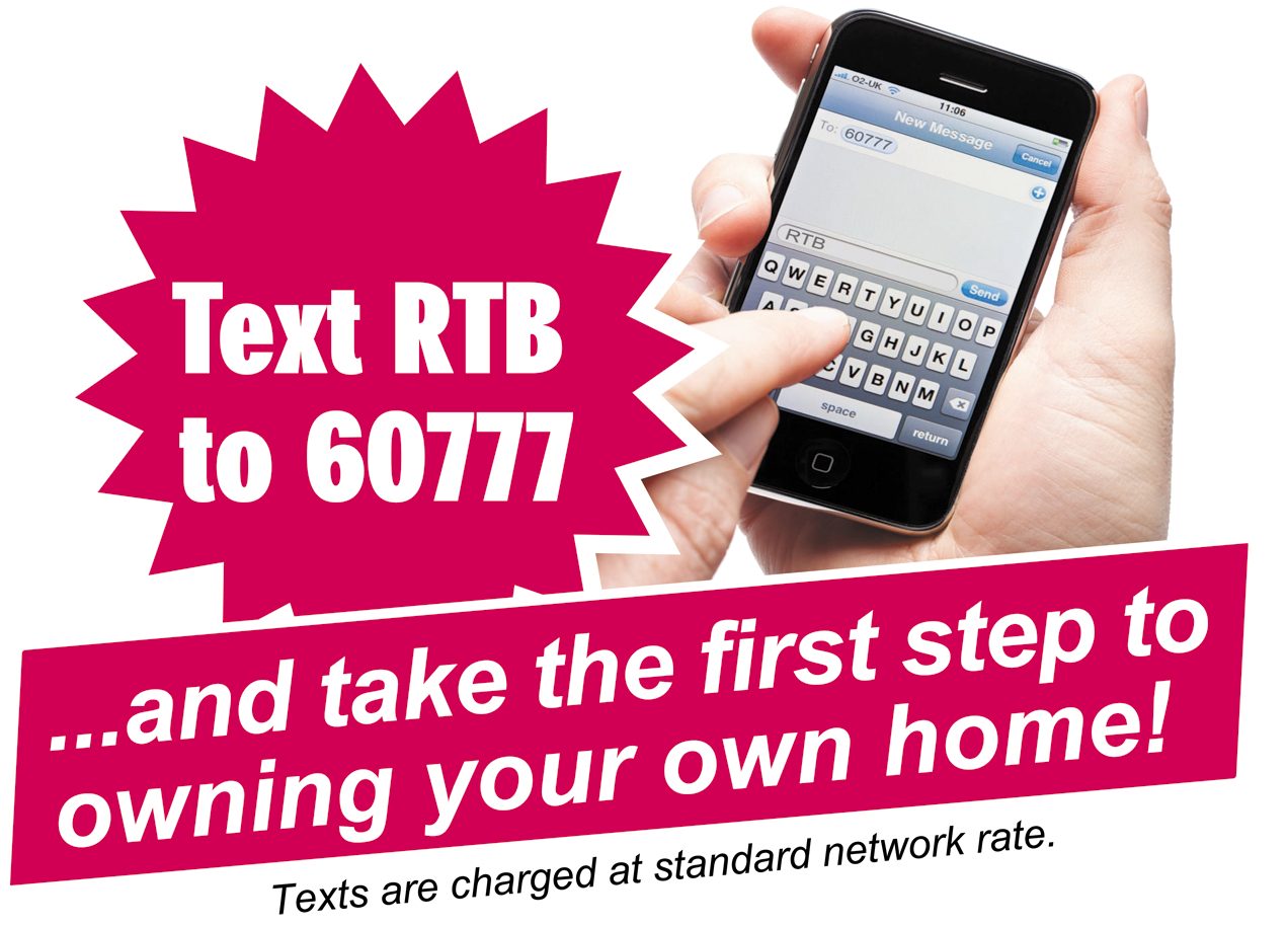 Text now on 60777